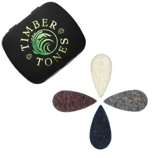 Felt Tones Teardrop Mixed Tin of 4